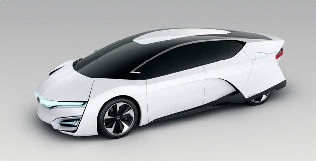 Le Concept FCEV Honda