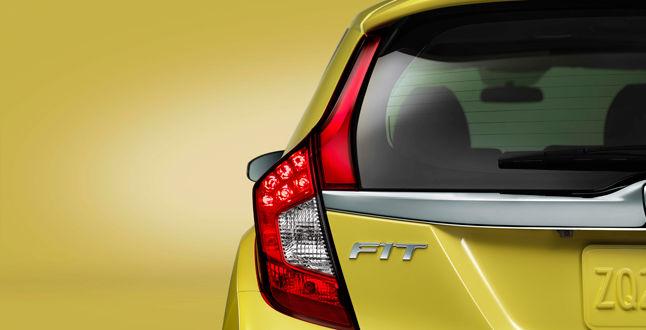 La Nouvelle Honda Fit 2015