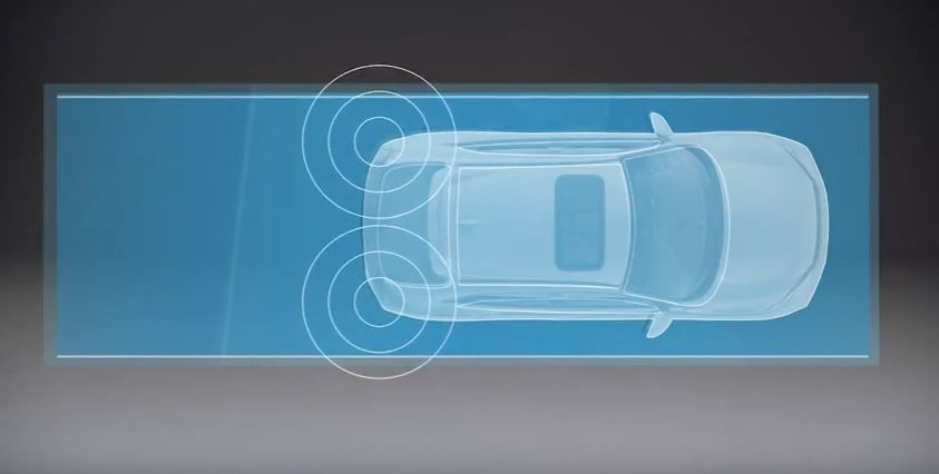 Système d'information d'angle mort de Honda