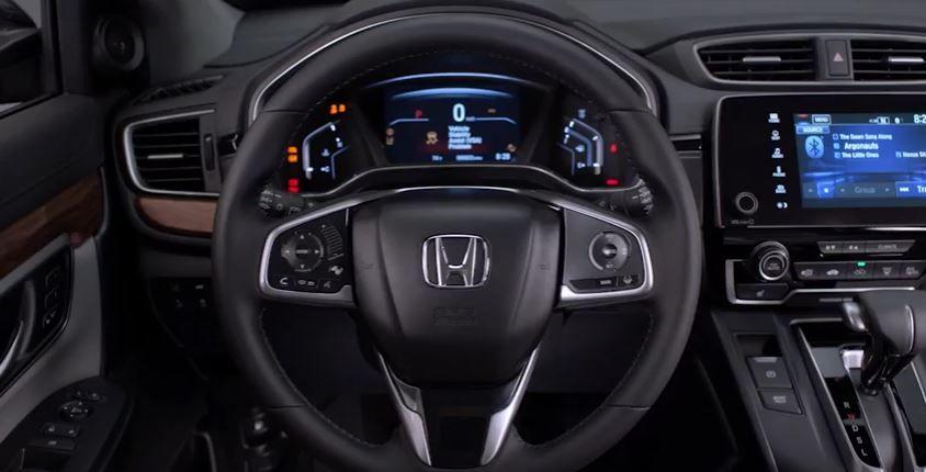 Honda's new Driver Attention Monitor