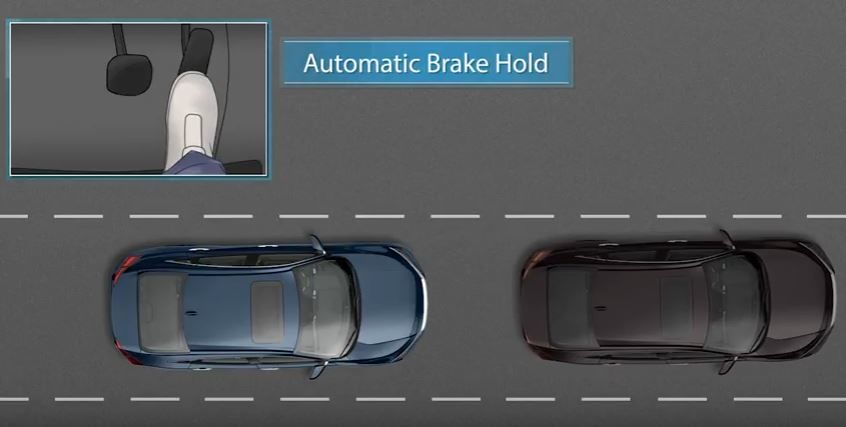 How to use Honda's Electric Parking Brake and Brake Hold