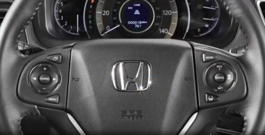 Honda Sensing - Régulateur de vitesse adaptatif (ACC)*