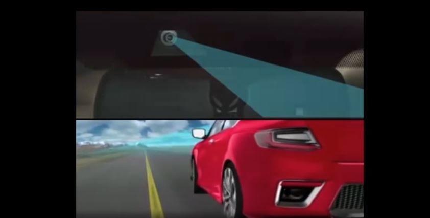 Honda Sensing - Système d'avertissement de sortie de voie (LDW)
