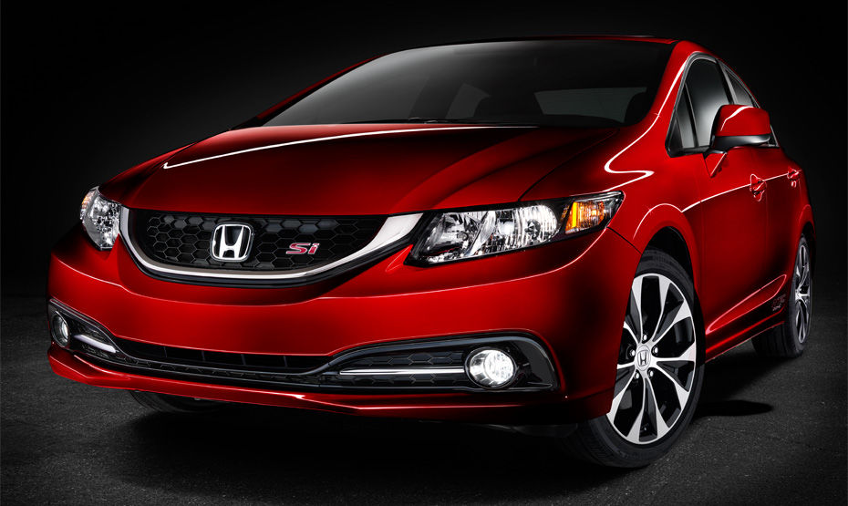 2014 Honda Civic - Economy and dynamism