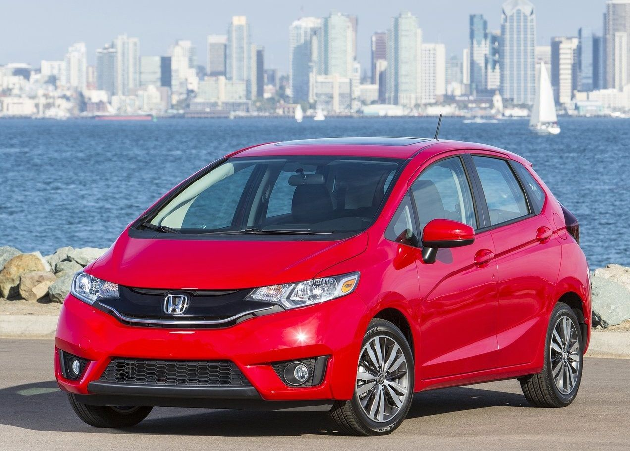 2015 Honda Fit – Top 5 reasons to consider the new subcompact