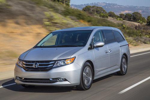 Honda Odyssey 2015 – Un excellent choix pour une minifourgonnette familiale