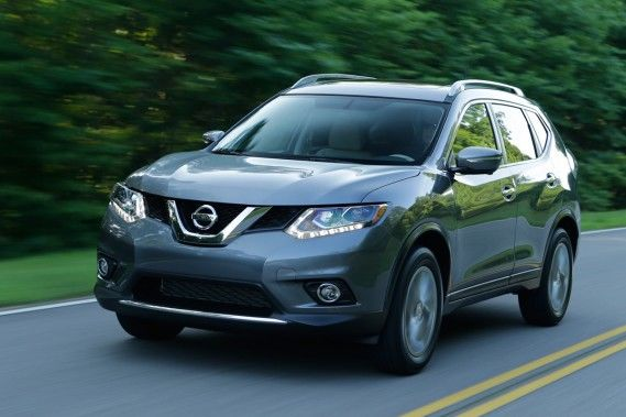 Nissan Rogue contre Toyota RAV4: on roule les R...