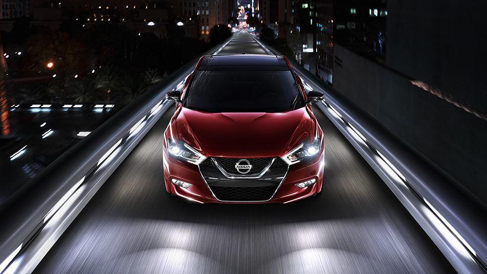Nissan Maxima 2016 : un coup de maître
