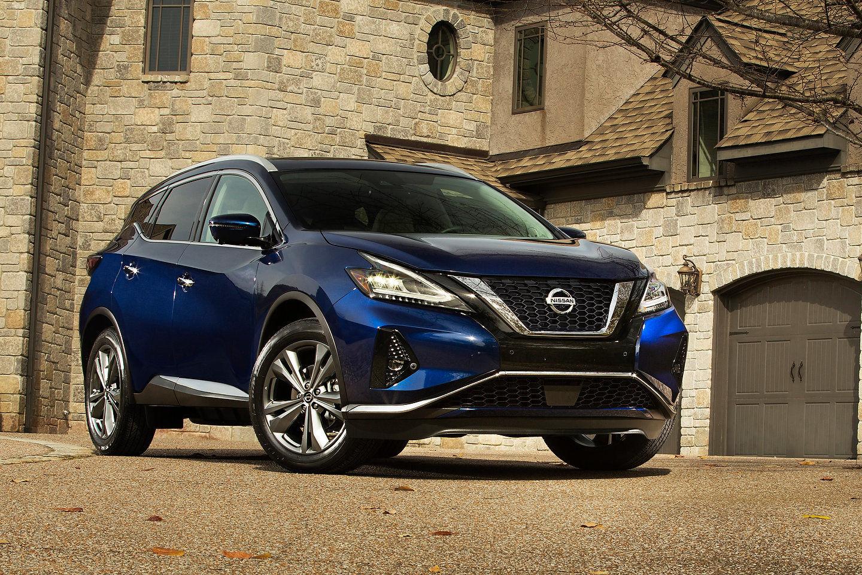 Le Nissan Murano 2019 sera offert à partir de $32,248