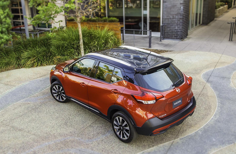 Cinq choses à savoir sur le nouveau Nissan Kicks 2019