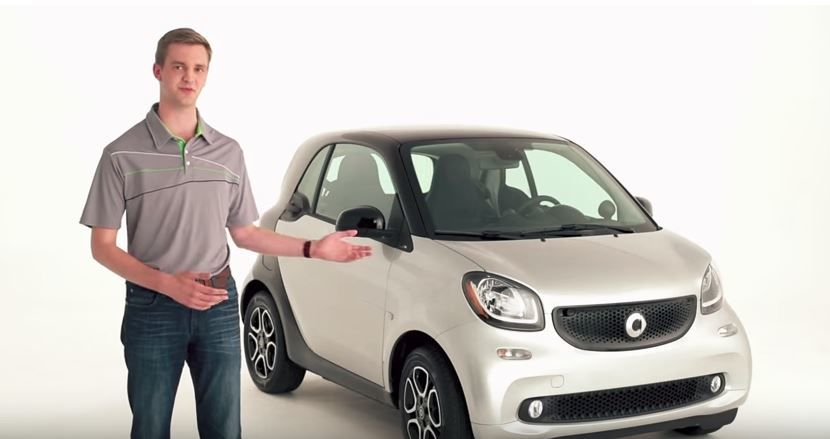 How-to the fortwo – Getting started.
