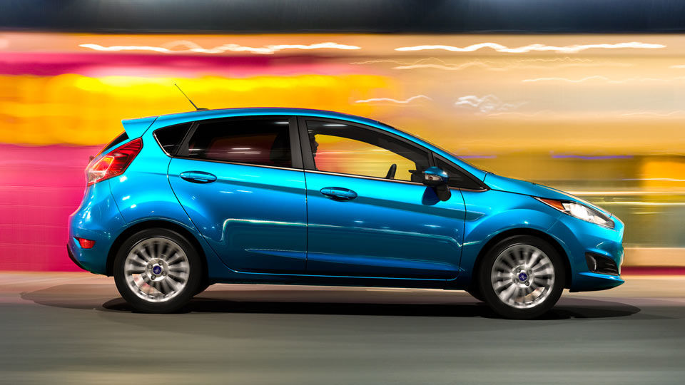 2014 ford fiesta hatchback a stylish sporty and dynamic little. Cars Review. Best American Auto & Cars Review