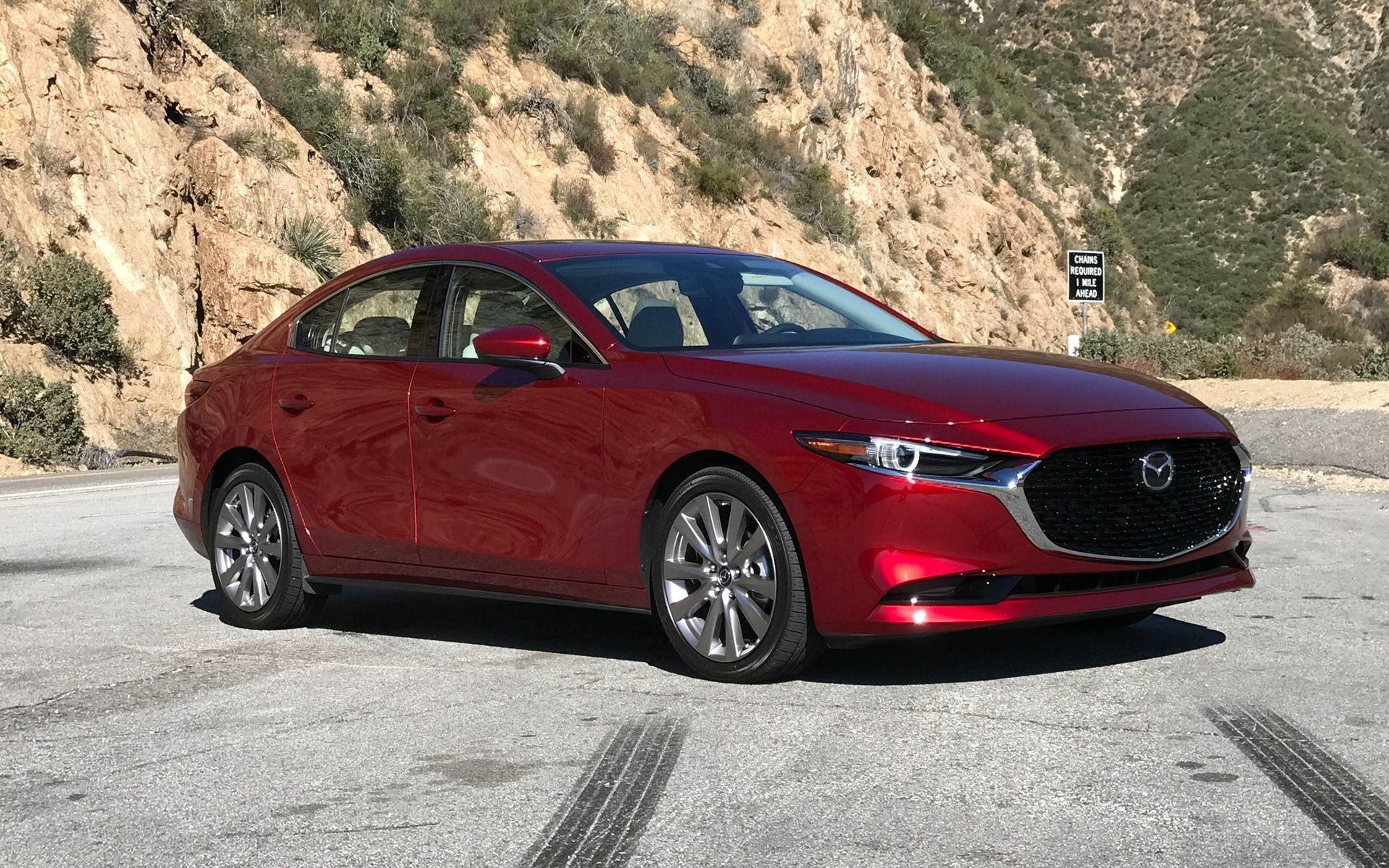 Mazda3 2019 : elle déménage dans les quartiers cossus