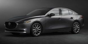 Nouveau modèle. Bientôt une Mazda 3 hybride Mazda