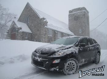 Mazda CX-7 2012 - Essai routier long terme
