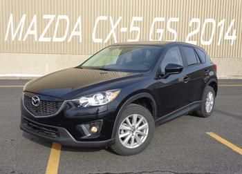 2014 Mazda CX-5 GS - Long-term road test