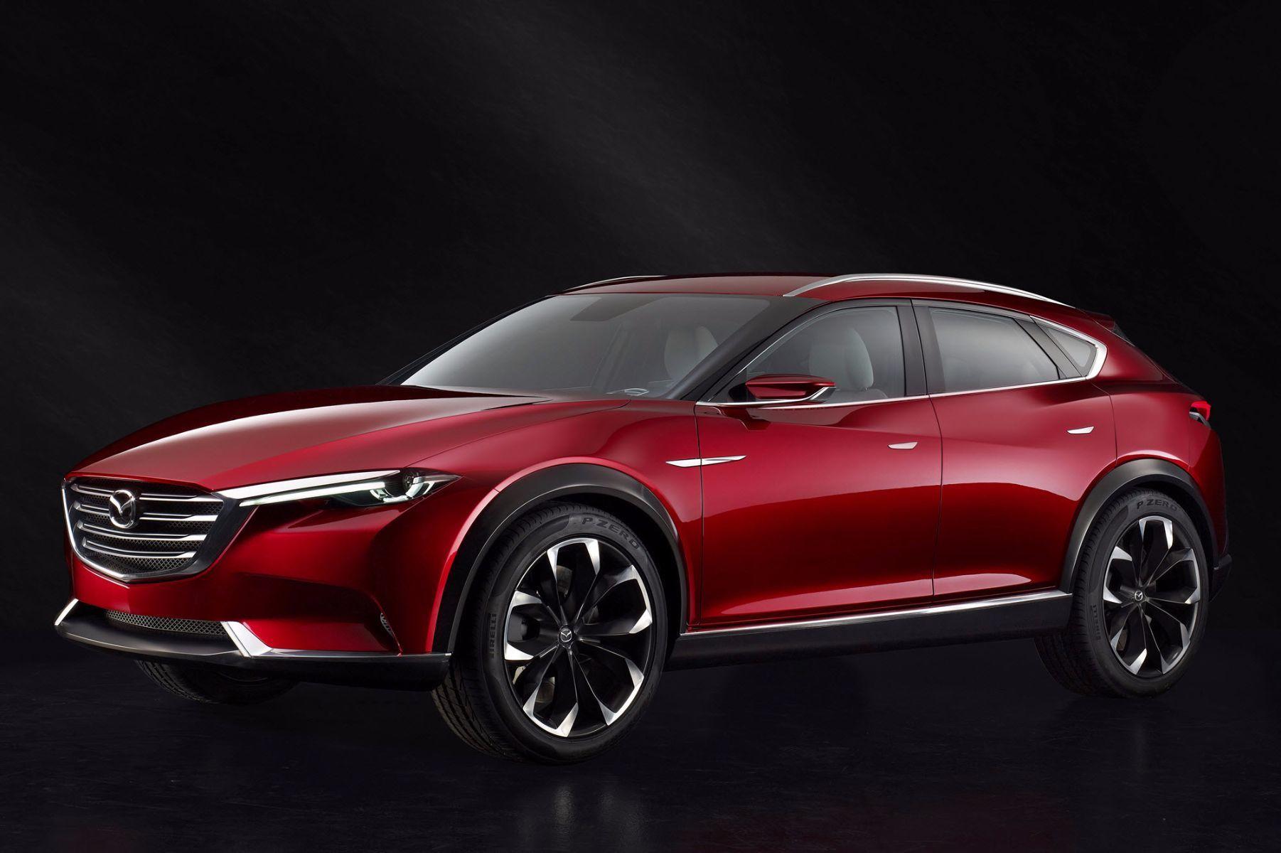 Mazda Koeru Concept at the 66th Frankfurt autoshow