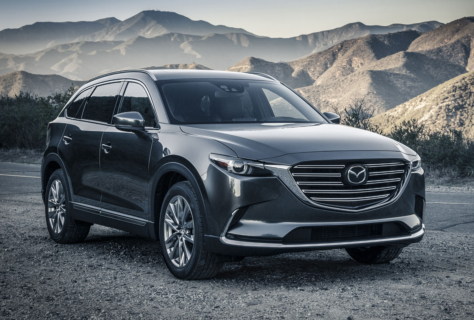 Unveiling the 2016 Mazda CX-9