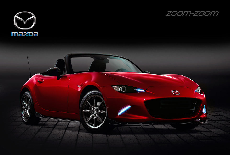 2016 Mazda MX-5 named World car of the Year