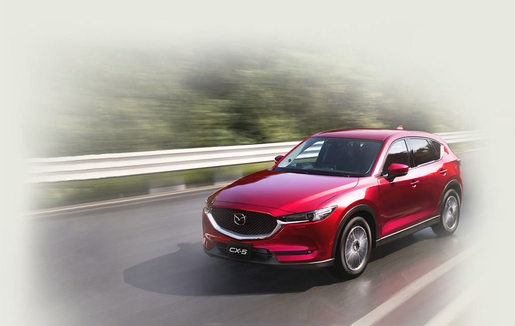Mazda to Offer Diesel Engine in All-New Mazda CX-5