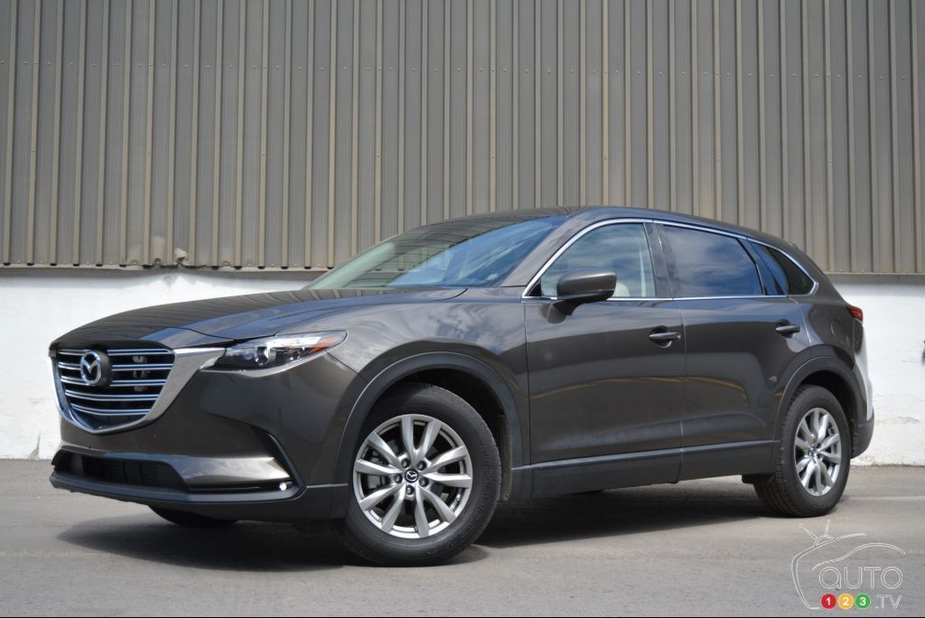 2016 Mazda CX-9 GS-L AWD Review