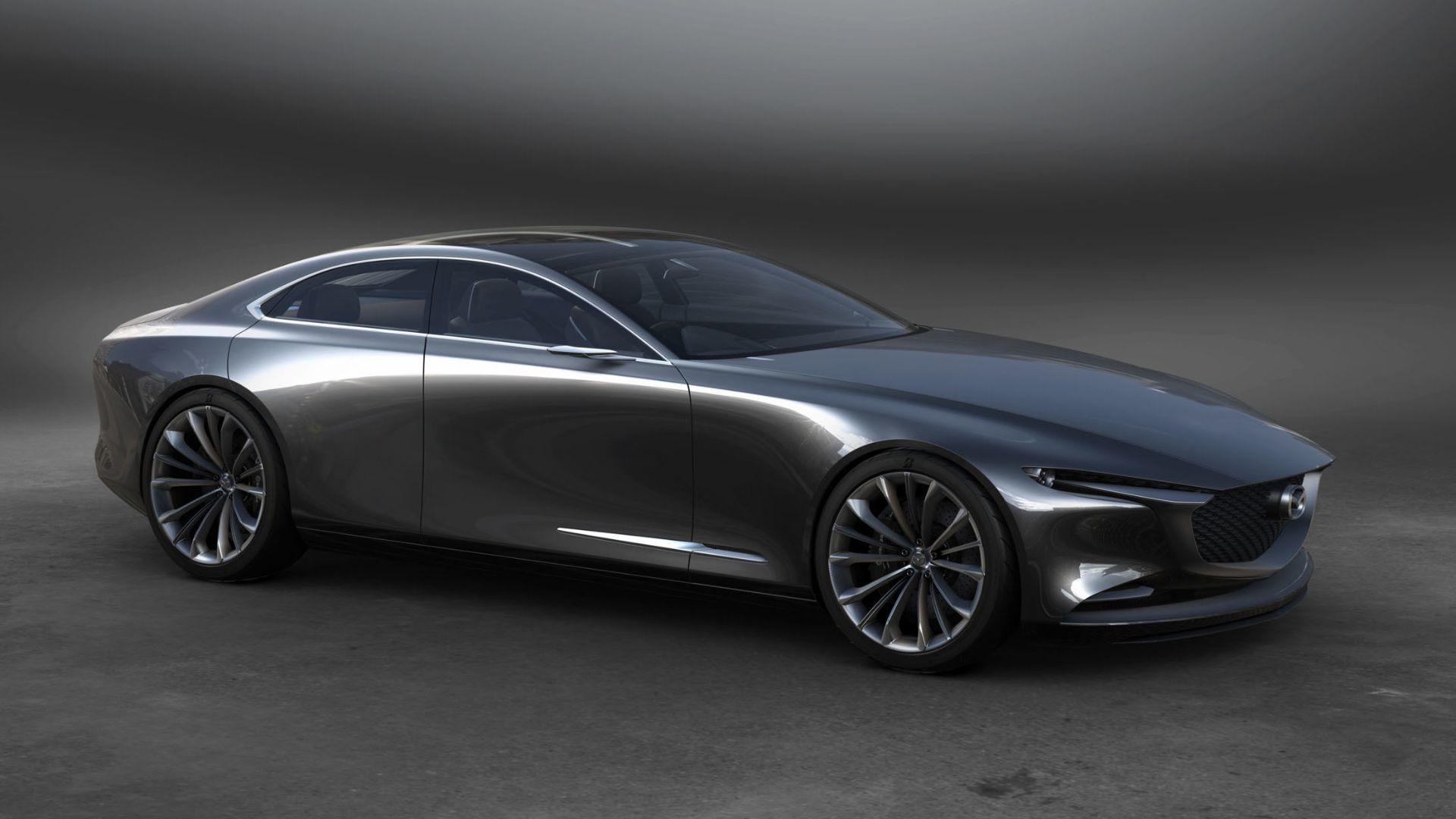 Mazda Vision Coupe concept présenté à Tokyo