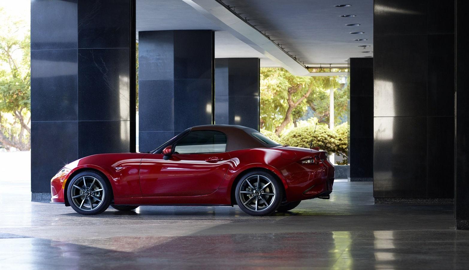 Mazda MX-5 2019 : Puissance augmentée pour cet été