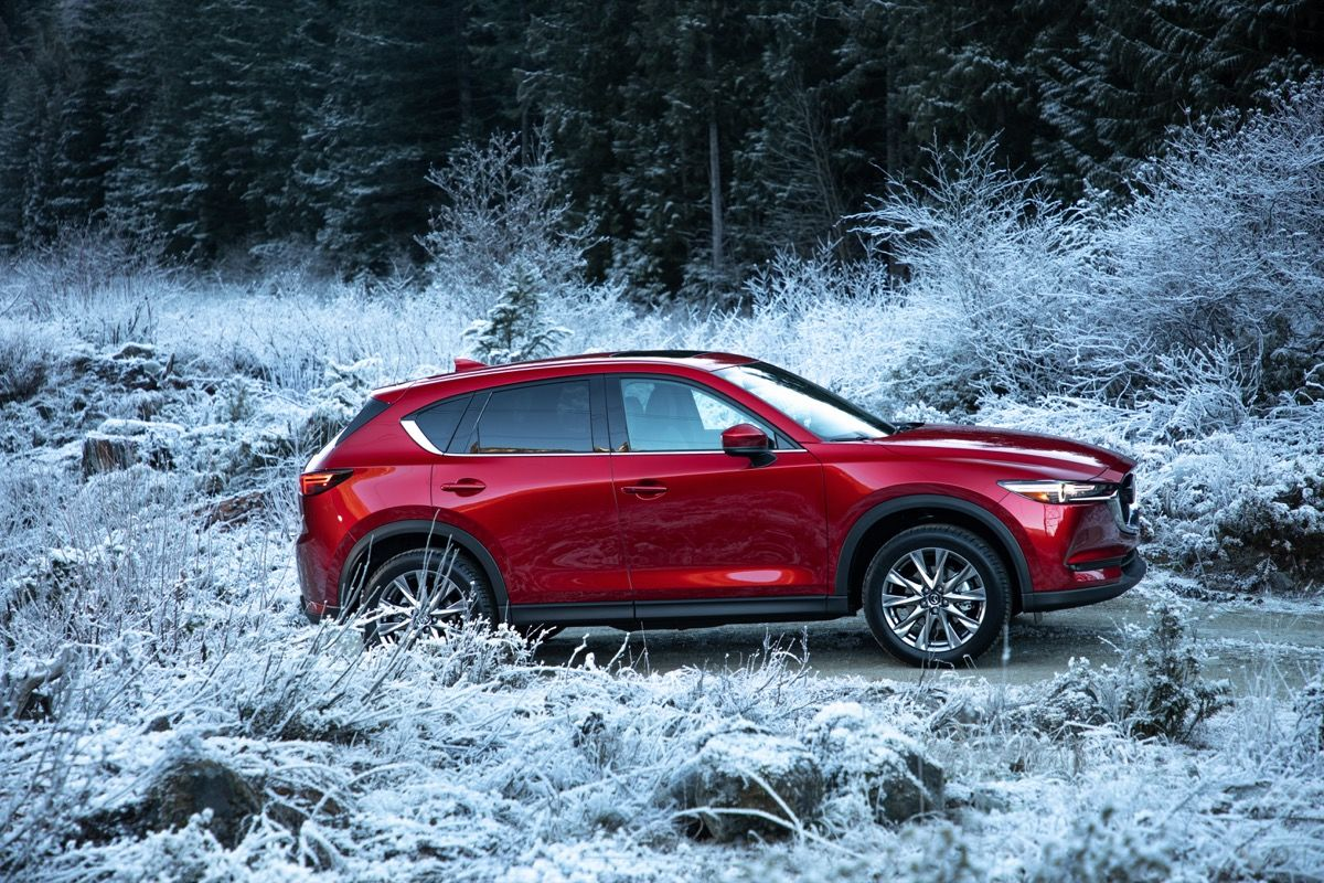 The 2019 Mazda CX-5 Signature: What Are The Critics Saying?