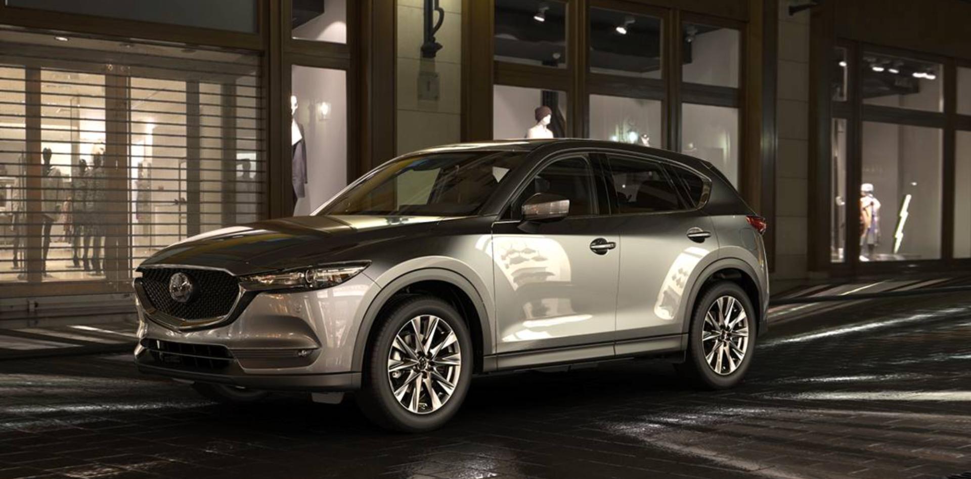 What Distinguishes A Signature? We Break Down The 2019 Mazda CX-5 Signature Differentiation