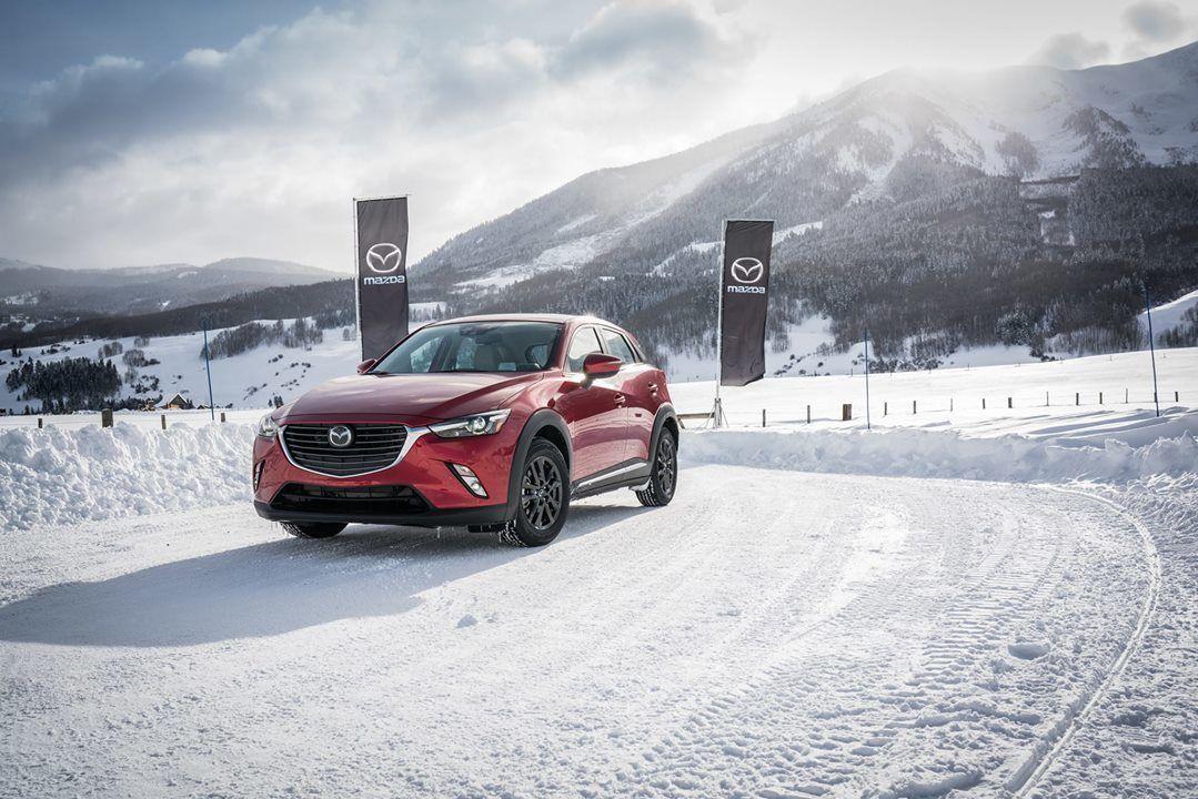 Mazda's i-ACTIV All-Wheel-Drive System Isn't Just Any Ol' All-Wheel-Drive System