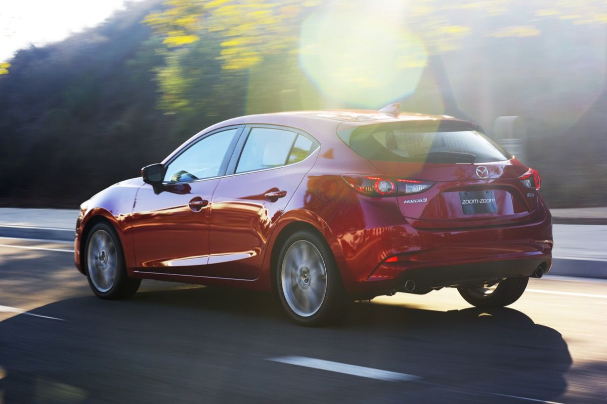 The Most Fuel Efficient Automaker? According To The EPA, It's Mazda