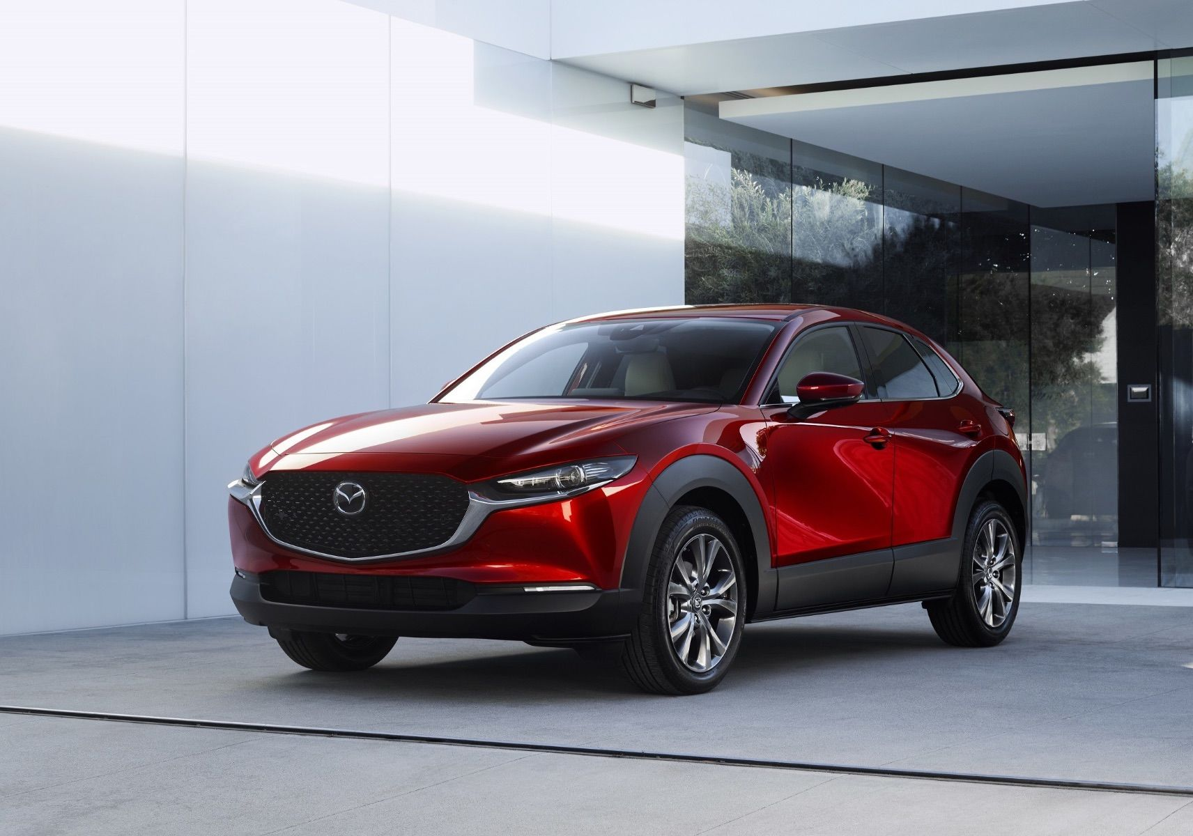 This Is The First Ever Mazda CX-30 – It's On Sale Late This Year