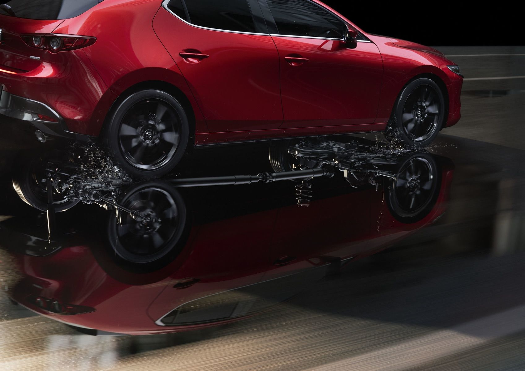 Here Are All The Ways You Can Configure Your 2019 Mazda 3 With All-Wheel Drive