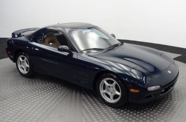 1994 Mazda RX-7 Sells For A Record $70,000 USD