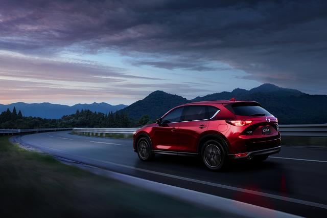Cinq choses qui rendent le Mazda CX-5 2017 unique