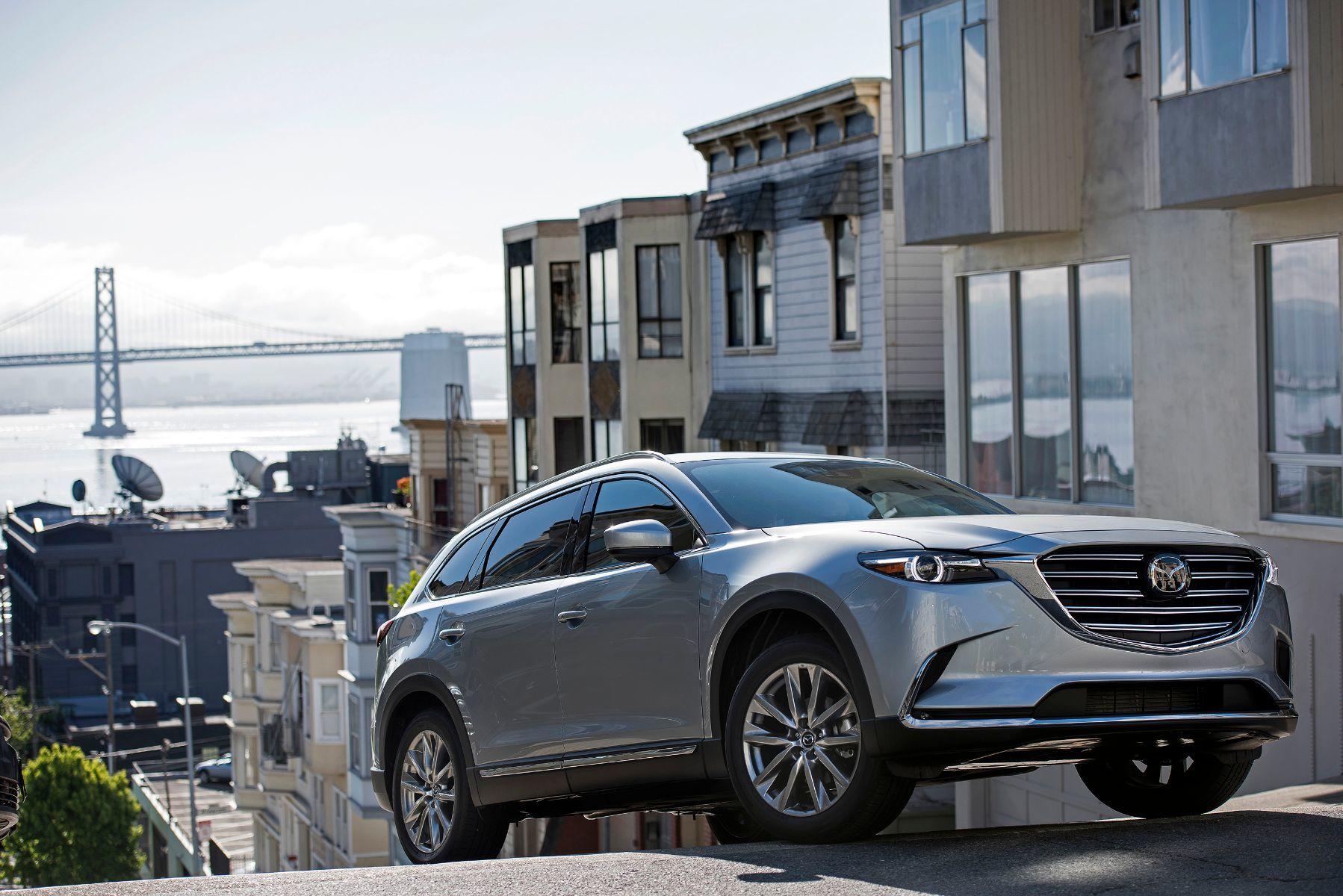 Le Mazda CX-9 2018 est le VUS parfait pour la famille… et le conducteur