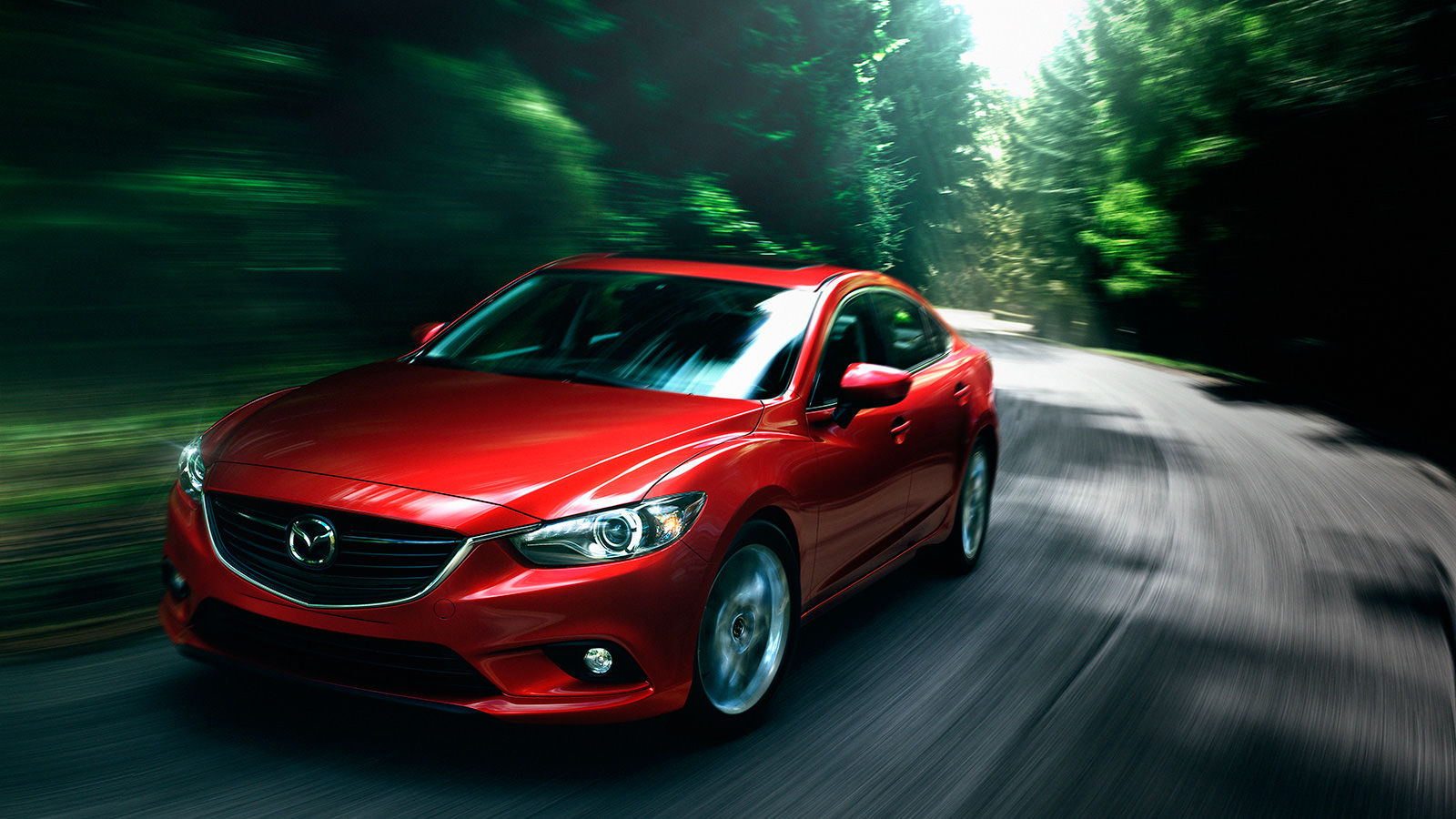 Mazda 6 2015 : Toujours impressionnante
