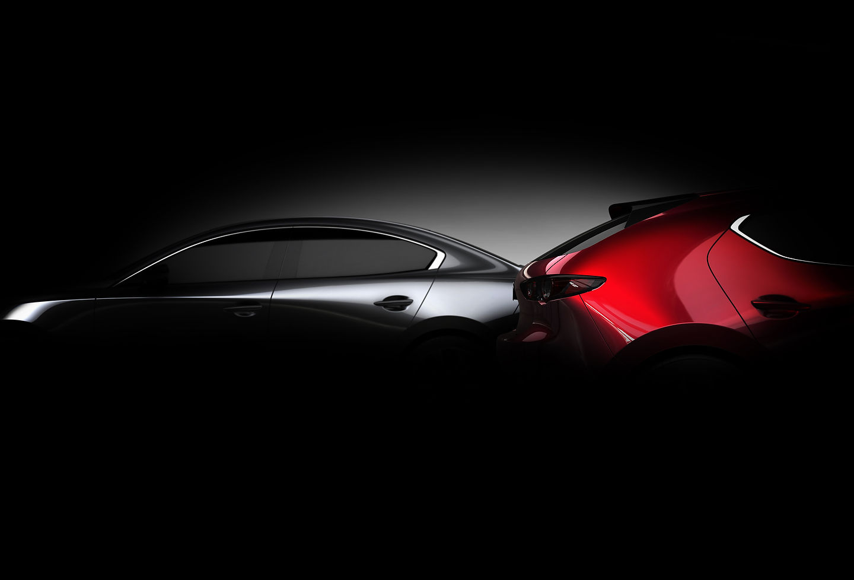 Des nouveautés à faire saliver pour la Mazda3 2019