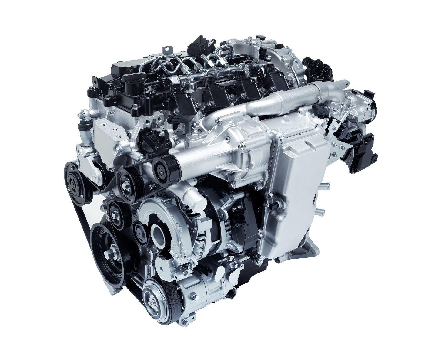 Plus d'informations sur Mazda SKYACTIV