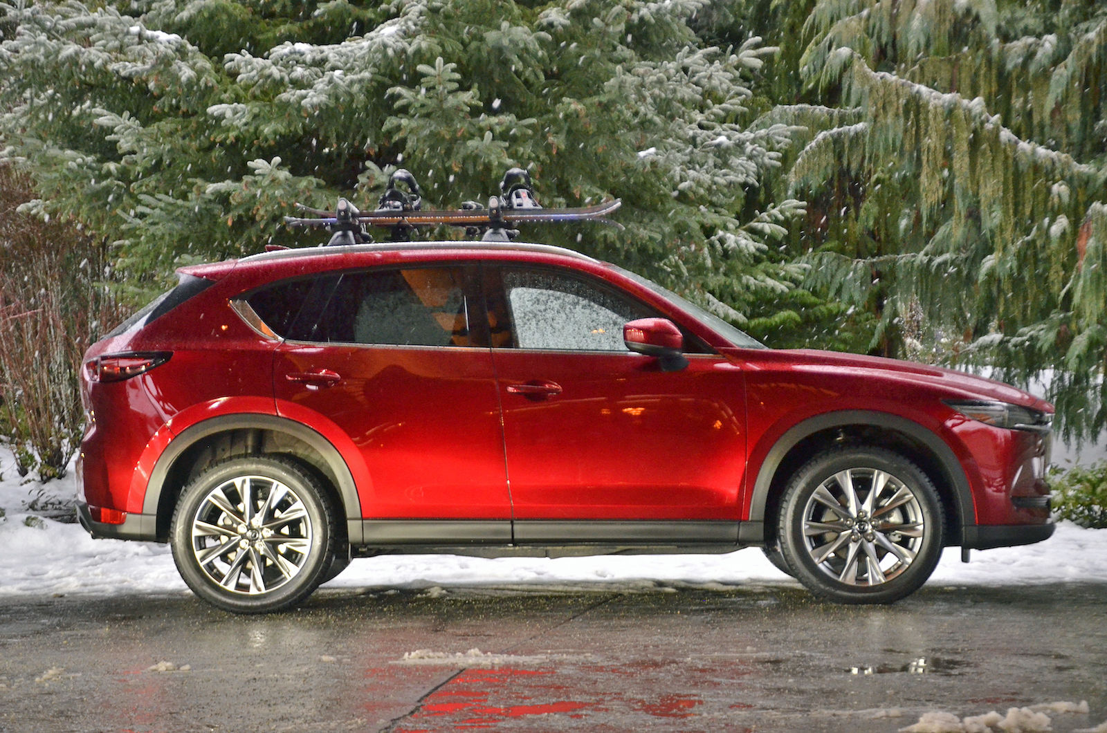 A SIGNATURE EDITION FOR THE NEW 2019 MAZDA CX-5