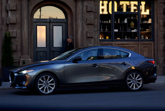 GET READY FOR THE NEXT-GENERATION 2020 MAZDA3!