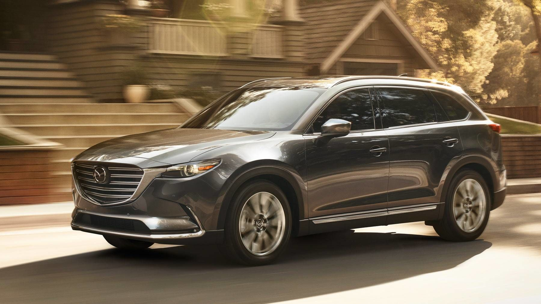 THE 2018 MAZDA CX-9: WHEN ROOMINESS IS JUST THE STARTING POINT