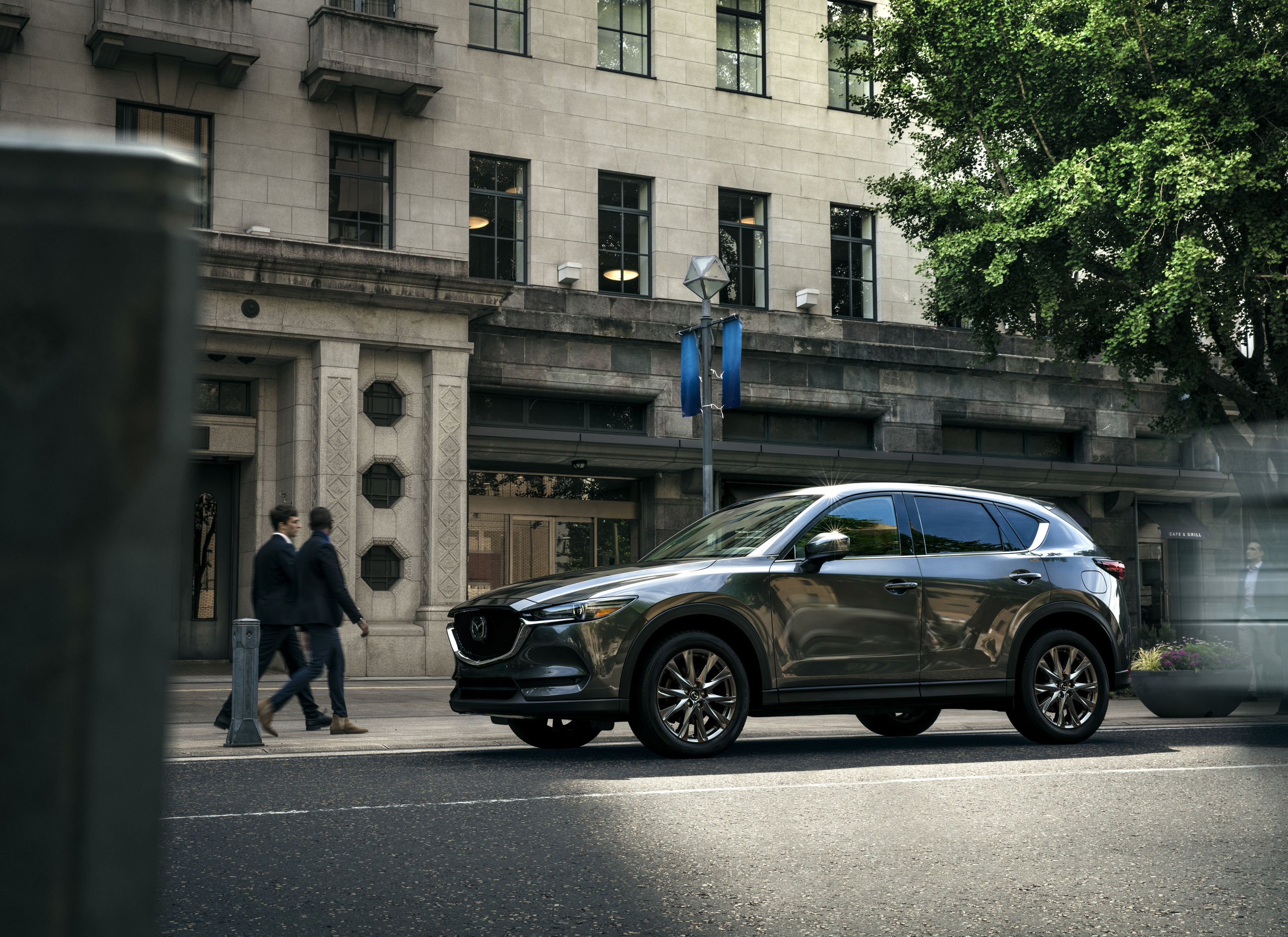 The New 2019 Mazda CX-5