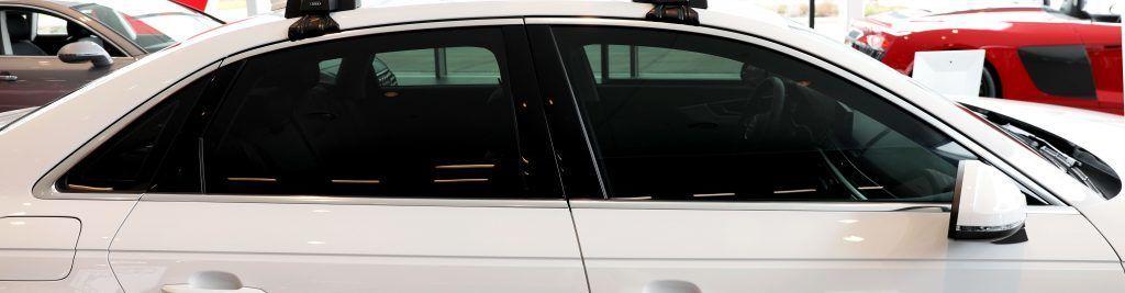 Tinted windows & chipguard
