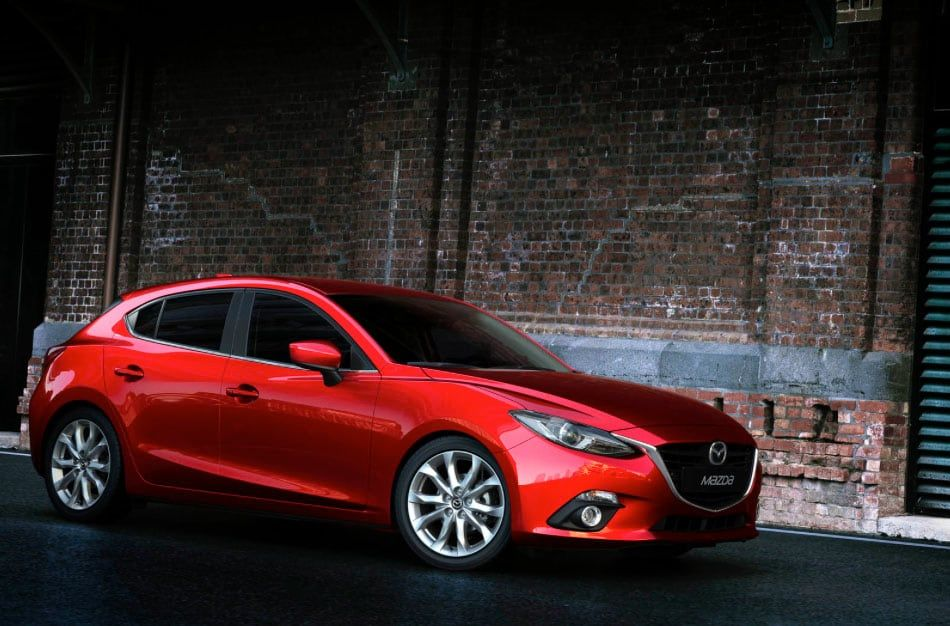 Feast Your Eyes on the 2014 Mazda3