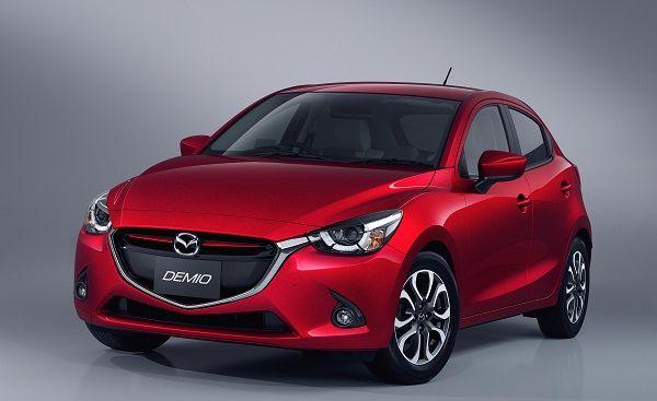 New 2016 Mazda2