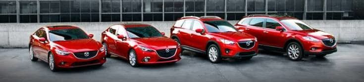 Red Hot Mazdas