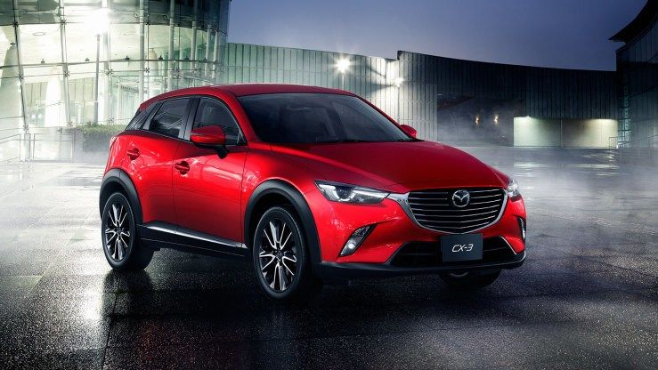 It's Official: The Mazda CX-3 Is Most Economical Subcompact SUV