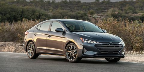 The 2020 Hyundai Elantra: Convenience, Technology, and Great Looks