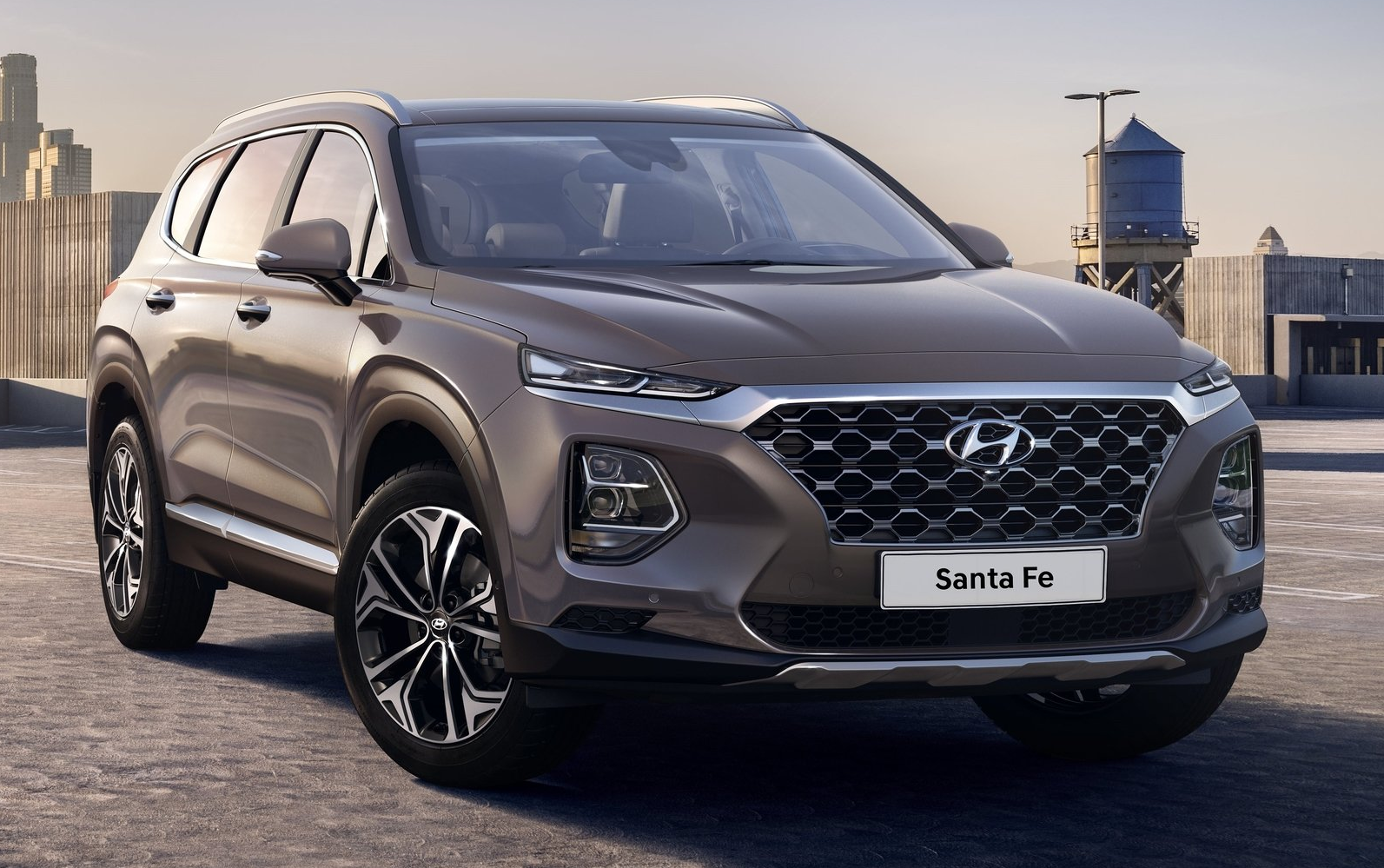 2019 Hyundai Santa Fe: The Next-Generation Crossover